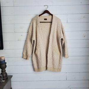 POL | popcorn sweater